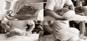 preparazione della culatta di busseto